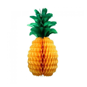 Honeycomb Pineapple 8inch Ea Party Supplies Decorations