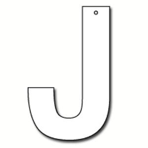 Bubble Letter J Cake Ideas And Designs