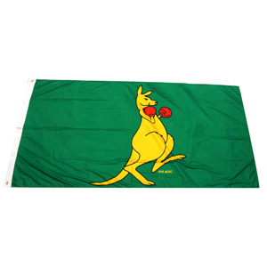 Boxing Kangaroo Pole Flag Ea Party Supplies, Decorations, Products, Goods, ...