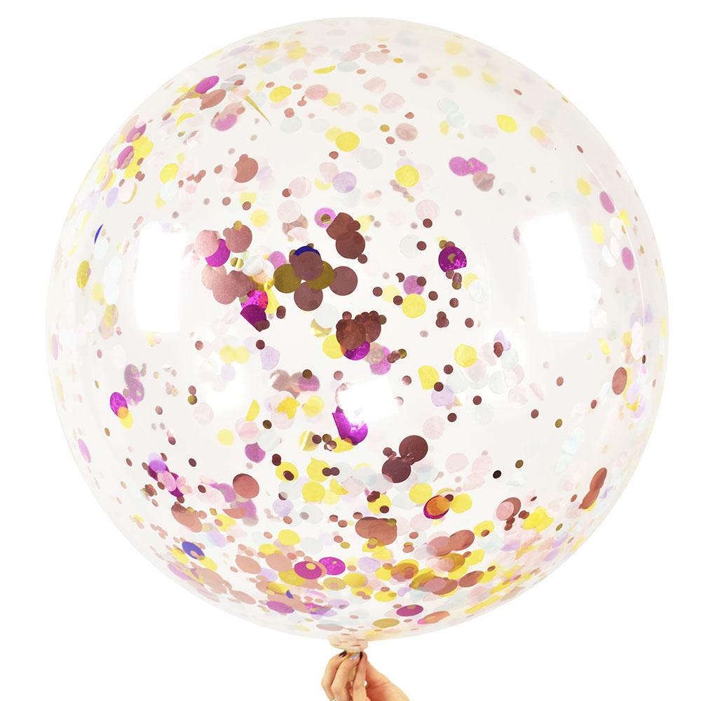 jumbo balloons birthday u0026 confetti balloons lombard