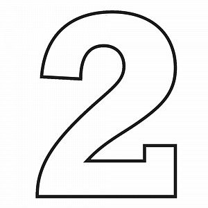 Numbers and letters party supplies decorations for Large cardboard cut out numbers